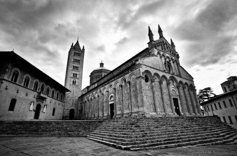 Marcantonio Perugino, Massa Marittima, San Cerbone