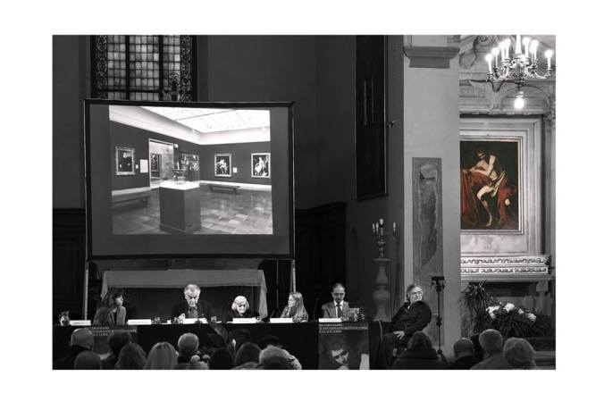 Convegno su Caravaggio Santagostino 11 Aprile 2015