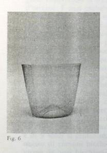 figura 6) Bicchiere, Pistoia, Museo Civico