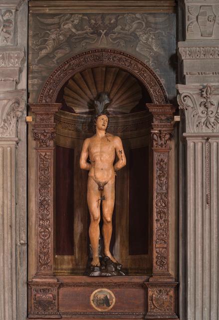 Scultura legnami_Fig_5_Tabernacolo_San_Sebastiano_Firenze