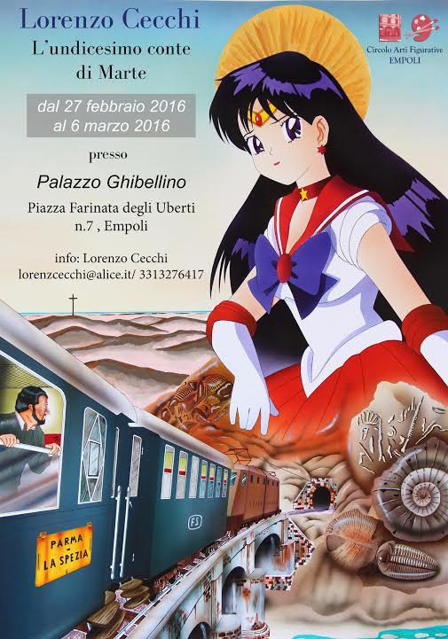lorenzo Cecchi manifesto