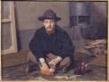Ritratto di Diego Martelli. 1865. Olio su tela