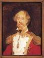Il Generale Spagnolo. 1867. Olio su Tela