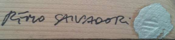 firma salvadori remo