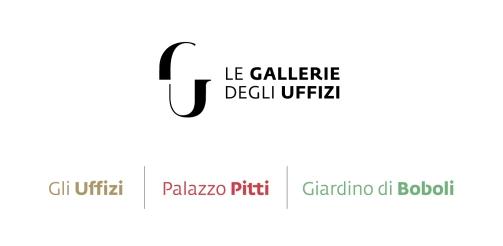 Gallerie Uffiizi all logos