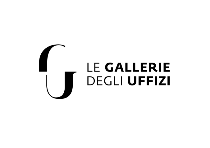 Gallerie Uffiizi logo official