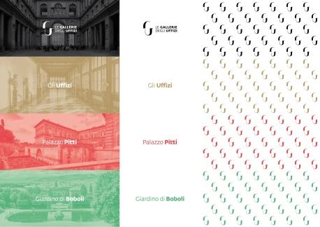 Gallerie Uffizi BrandDesign