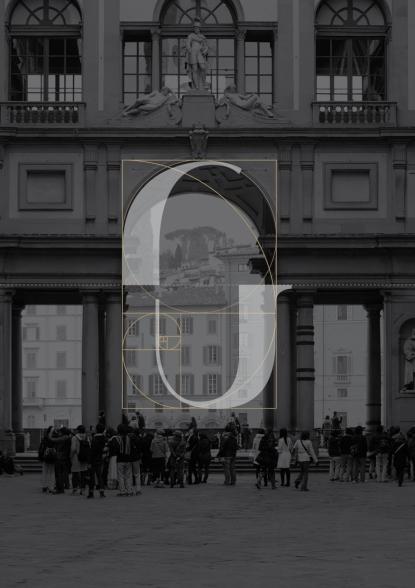 Gallerie Uffizi Costruzione logo