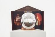 Cosmo di Montefolle, 1985-86, scatola ottica in legno e altri materiali, 46x46x36 cm
