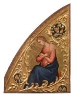 Fig. 2 Mariotto di Nardo (Firenze, 1365 circa – 1424 circa) Vergine annunziata cm 40,2 x 29,5 Galleria dell'Accademia di Firenze
