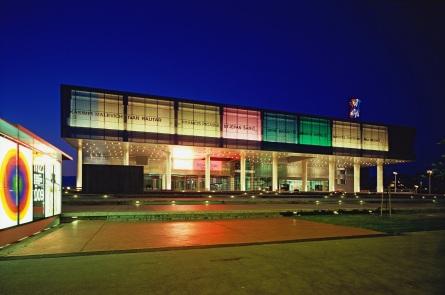 8) Museo d'arte contemporanea di Zagabria Foto di Damir Fabijanić