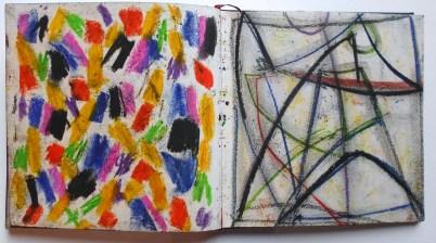 Jean Pierre Bourquin-Carnet d'errance 2011