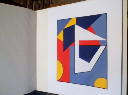 Marcella Ancilli, Libro geometrico (Italia)
